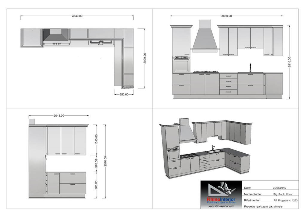 Rhinointerior easy software progettazione interni for Software progettazione interni 3d