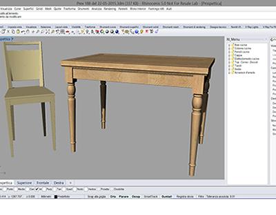 Materiali per rendering